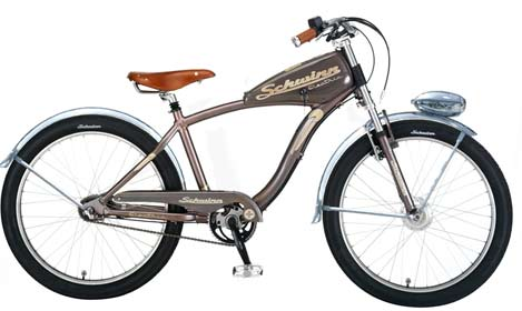 Retro Thing: Schwinn rolls out electric bikes