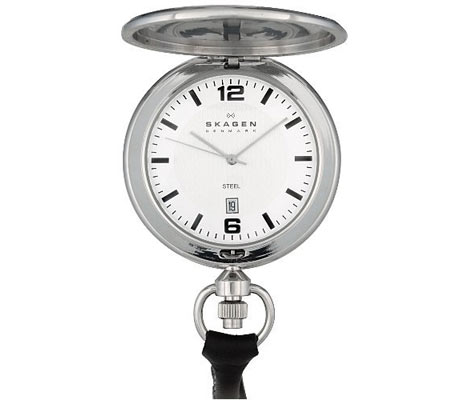 Skagen pocketwatch