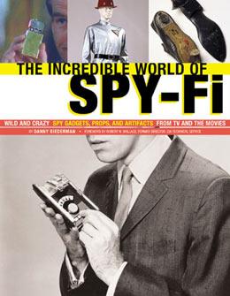 Spy-fi book cover