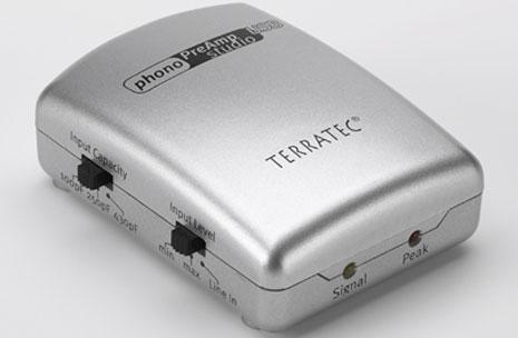 Terrate USB preamp