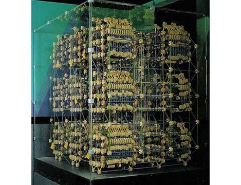 Tinkertoy computer