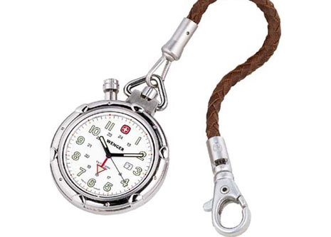 Wenger pocket watch