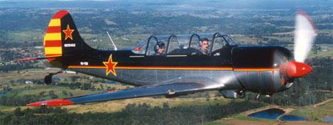 Yak-52TW